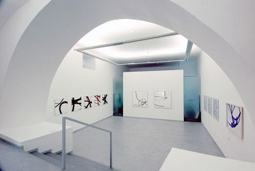 2f842e2dd1afc Galerie Caesar, Olomouc, 2008. Zdeněk Sýkora's ...